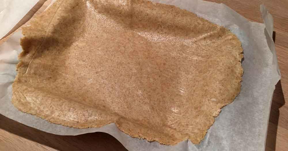 fuldkorns fedtfattig tærte tærtebund opskrift