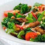 antiinflammatorisk thai-salat