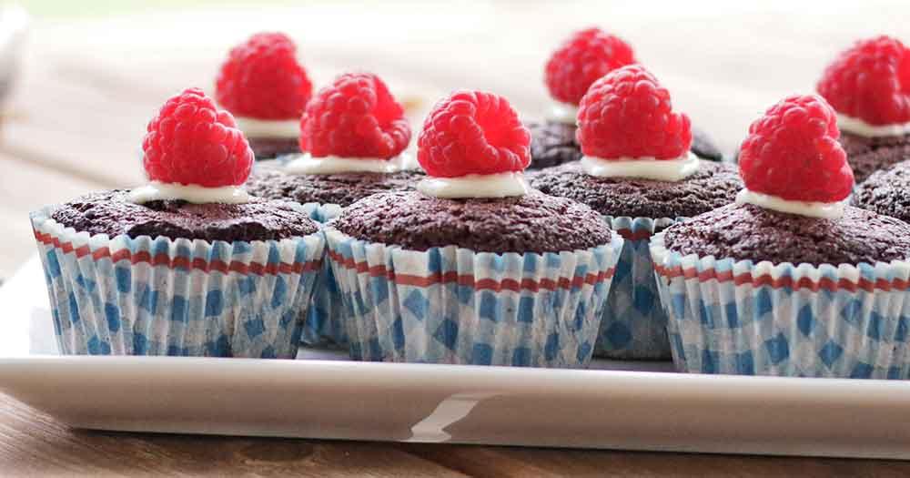 chokolademuffins chokolade-muffins glutenfri muffins opskrift