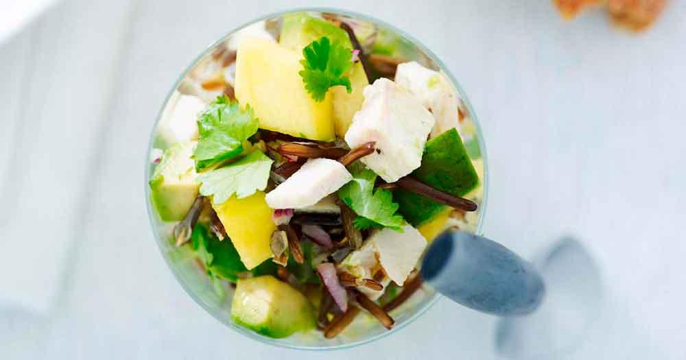 rissalat mango avocado opskrift