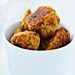 sunde falafler ovnbagte opskrift