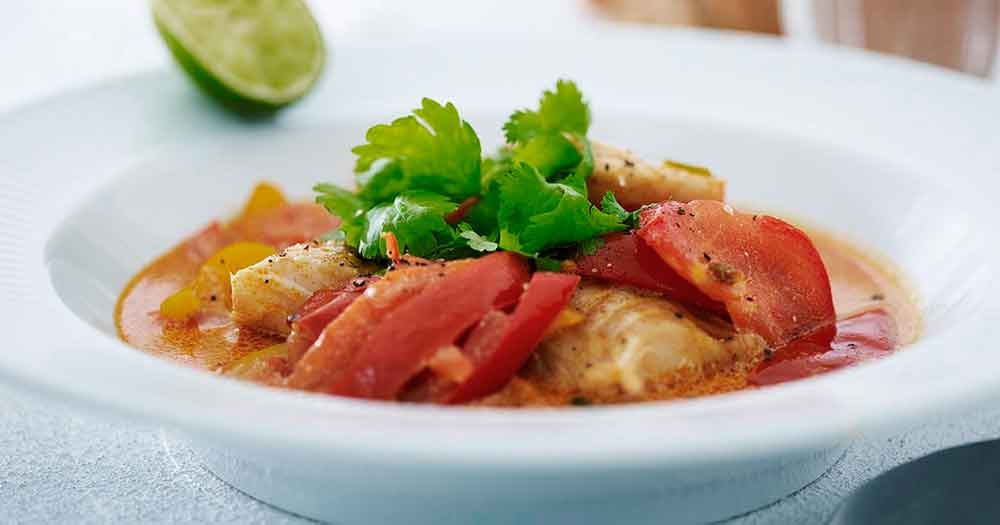 moqueca fiskesuppe brasiliansk opskrift