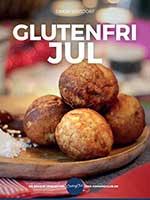 E-bogen Glutenfri Jul – fyldt med glutenfri julelækkerier. De klassiske julekager uden gluten. Læs mere om bogen her.