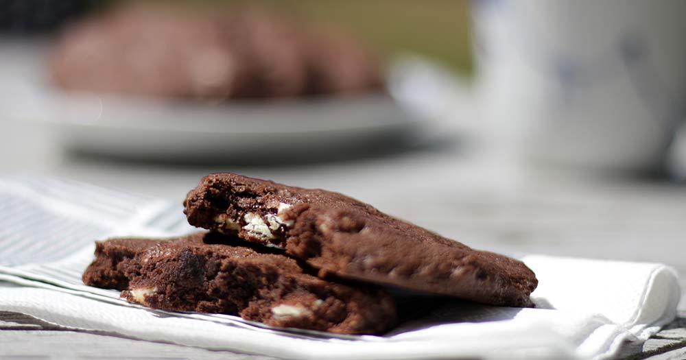 Boghvede cookies glutenfri opskrift kage