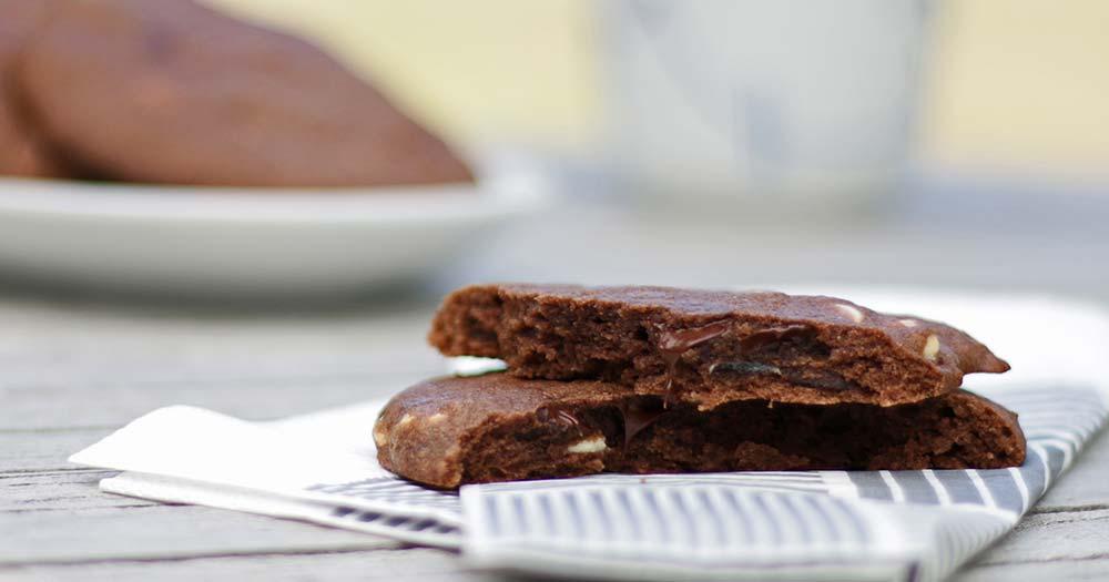 Boghvede glutenfri cookies opskrift kage