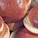 Brioche-burgerboller opskrift hjemmebagt hjemmelavet fuldkorn
