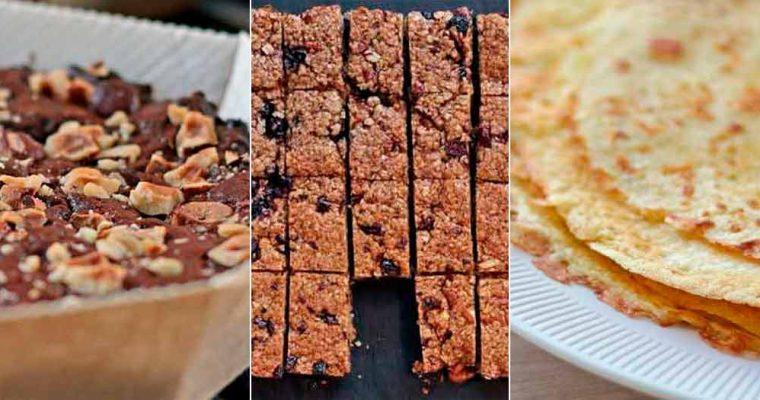 Flere nemme glutenfri kager