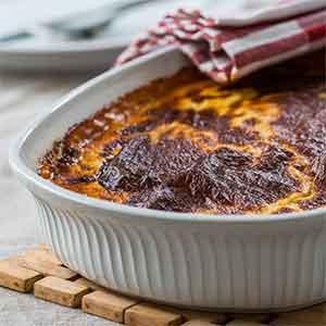 Prøv også: Antiinflammatorisk lasagne. Samme gode smag, bare meget sundere.