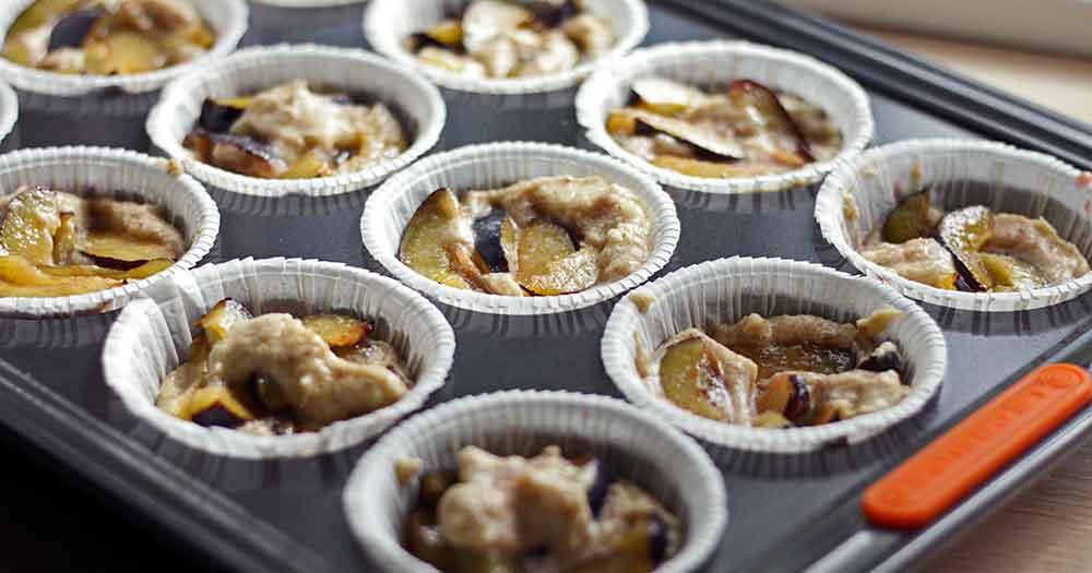 glutenfri blommekager opskrift