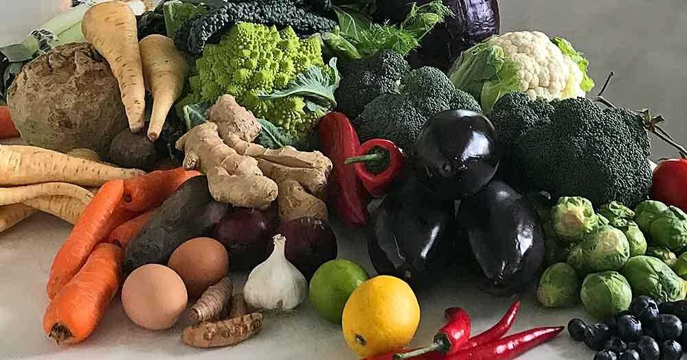 Antiinflammatorisk FODMAP grøntsager Velsmurt Hjerne