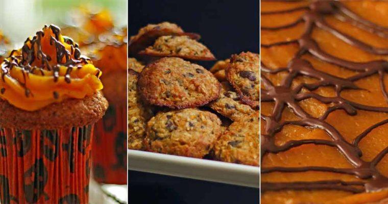 3 lækre glutenfri kager til Halloween