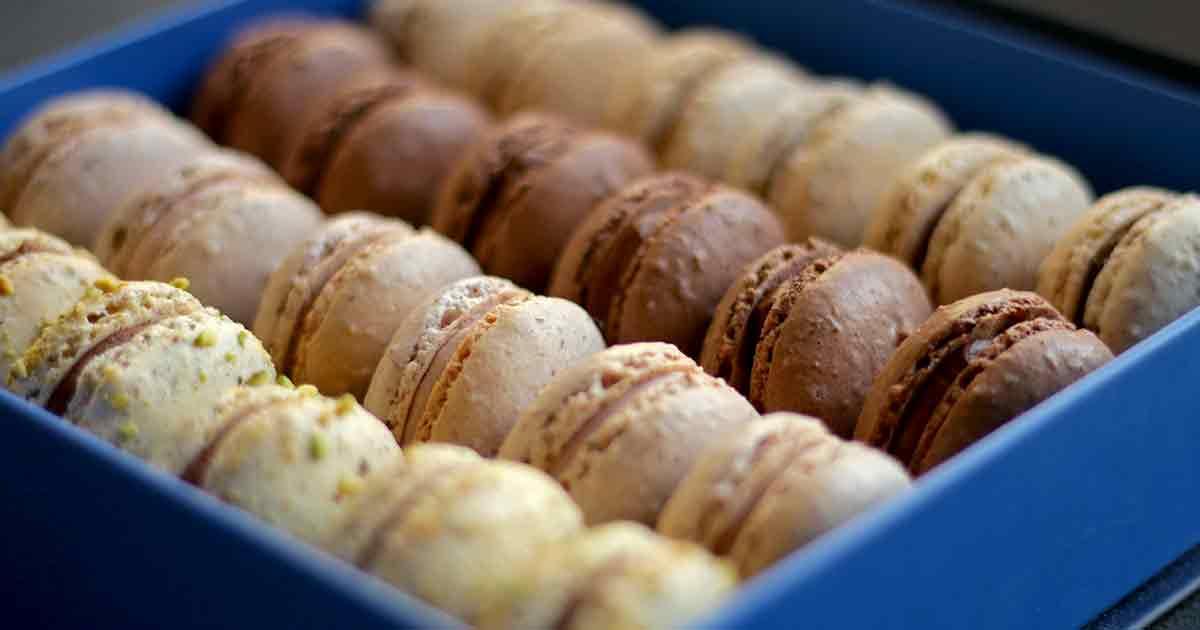 opskrift macarons sund glutenfri cookingclub