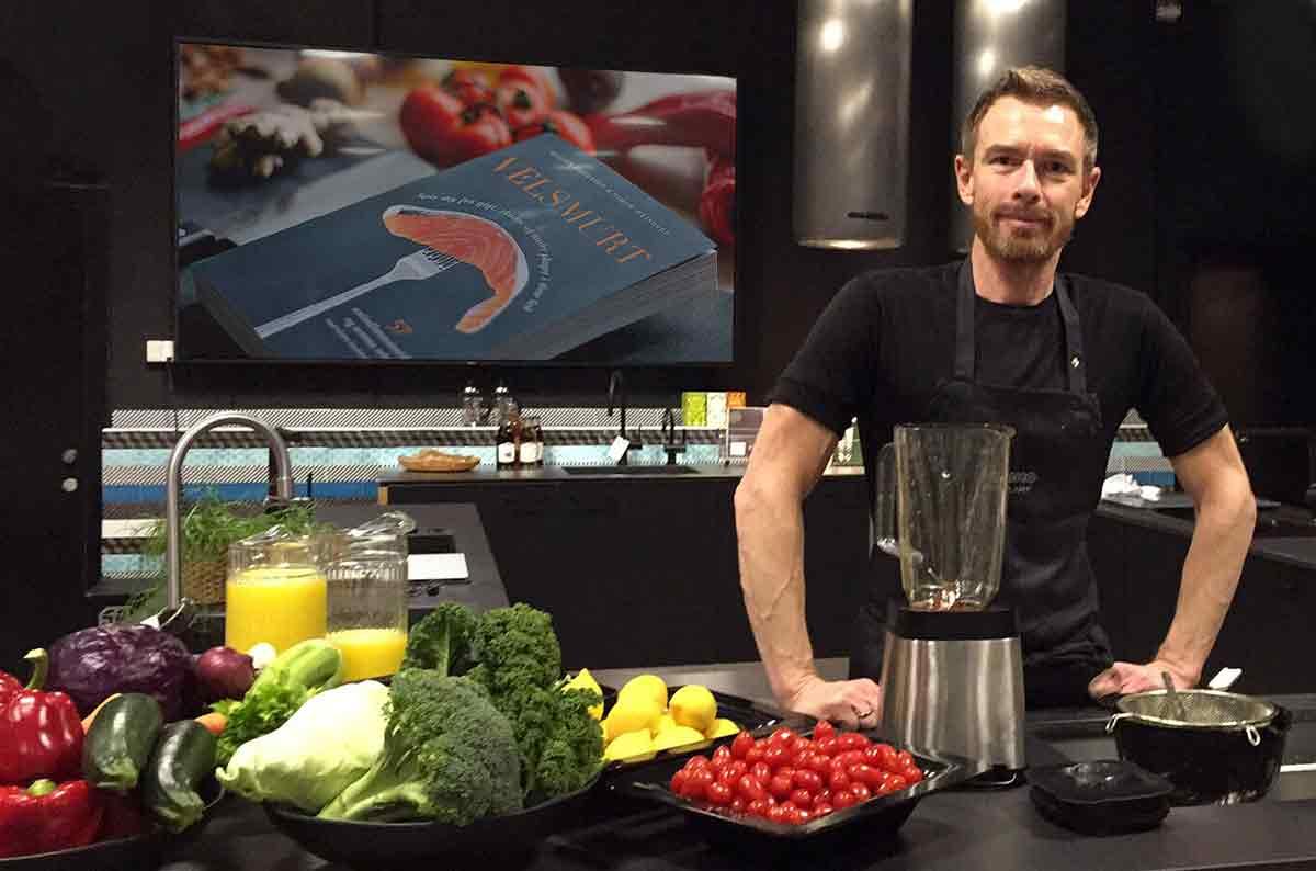Workshop kursus madlavning antiinflammatorisk mad kost weisdorf velsmurt