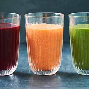 Flydende sundhed: 3 lækre og antiinflammatoriske smoothies.