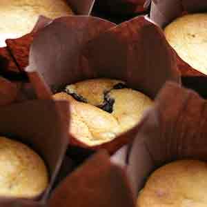 Prøv også: Lækre, saftige blåbærmuffins uden gluten
